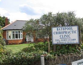 bathpool chiropractic clinic in Taunton